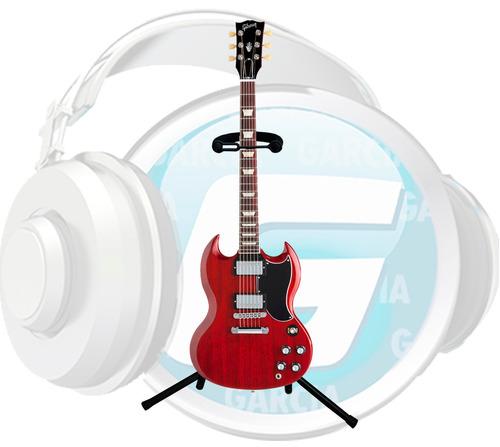 soporte pedestal de guitarra regulable todo tipo guitarras