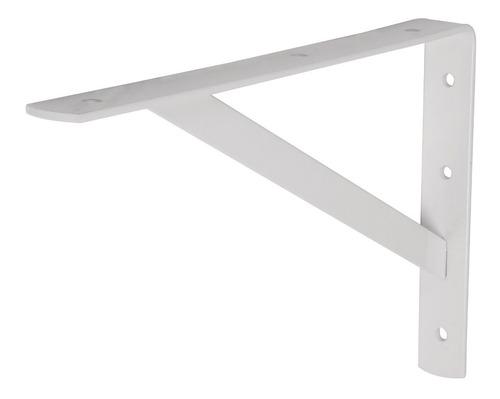 soporte pie de amigo reforzado 33cm x 51cm blanco