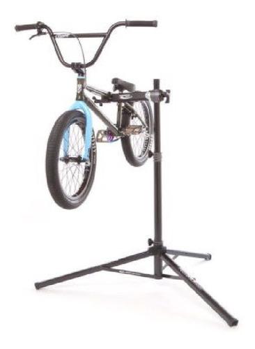 soporte pie trabajo bici feedback sport mechanic - racer