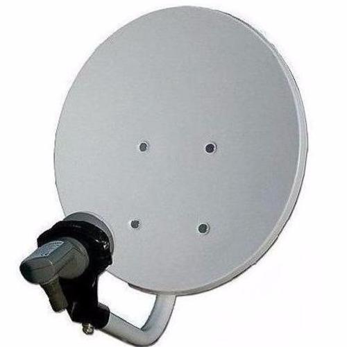 soporte plastico base lnb antena satelital ku tv fta