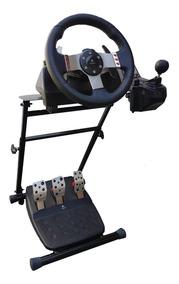Soporte Plegable Para Volante Logitech Hori Rwa Thrustmaster
