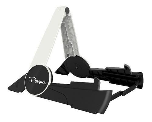 soporte plegable parquer para guitarra o bajo trasladable