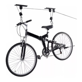 Soporte Porta Bicicleta Para Colgar Gancho Reforzado Techo