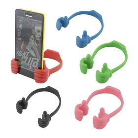 Soporte Porta Celular Manotas Holder Tablet Manos Oficina