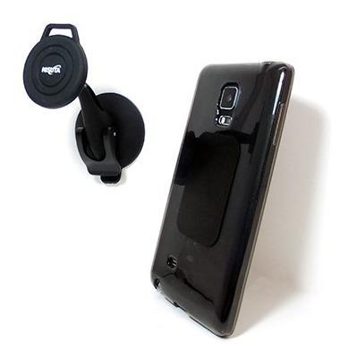 soporte porta celular telefono auto iman