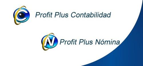 soporte profit plus administrativo / contabilidad / nomina