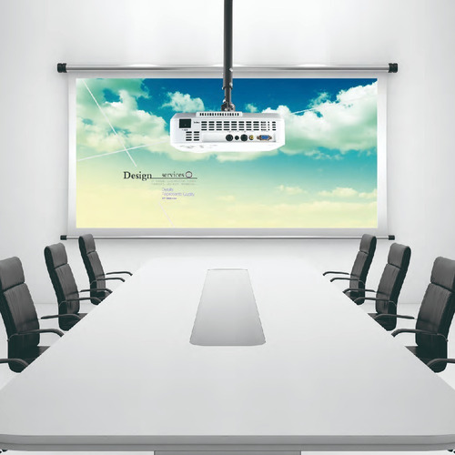 soporte proyector de techo ajuste universal extensible