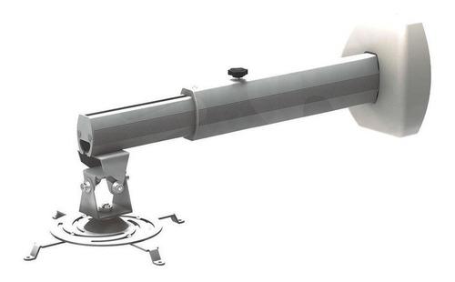 soporte proyector para pared 10 kg - steel go005r spektra
