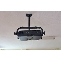 soporte proyector techo girable ajustable epson infocus etc