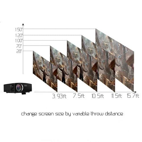 soporte proyectores video proyector