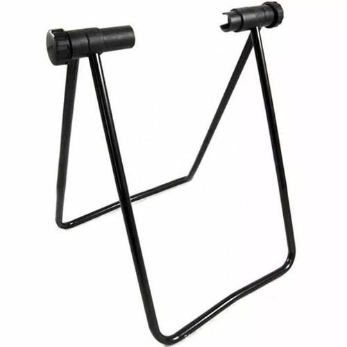 soporte rack stand metalico plegable para bicicleta d1062