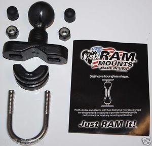 soporte ram mounts corto para gps zumo moto & cuatriciclo