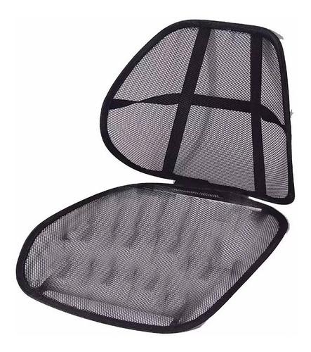 soporte respaldo lumbar espalda ergonomico auto oficina