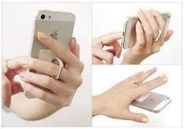 soporte ring anillo holder smartphone oficina sujetador aro