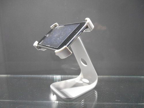 soporte rotativo xtand para apple iphone/3g / 4 just mobile