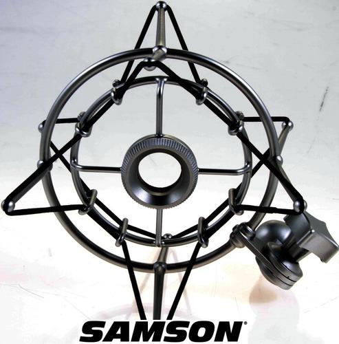 soporte samson sp04 para mic. de condensador.hwo