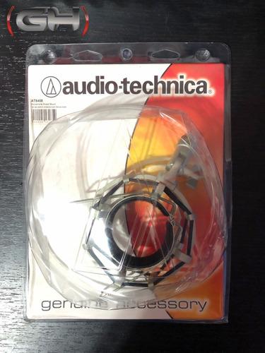soporte shockmount audio technica at8458 en stock