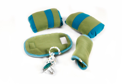 soporte silla auto cuello cuellito de bebé demilamores