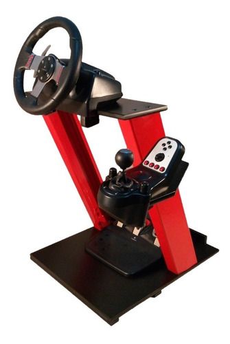 soporte simple para volante logitech g27 g29 jaditek