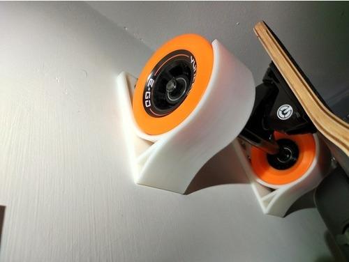 soporte skate - longboard - mod3