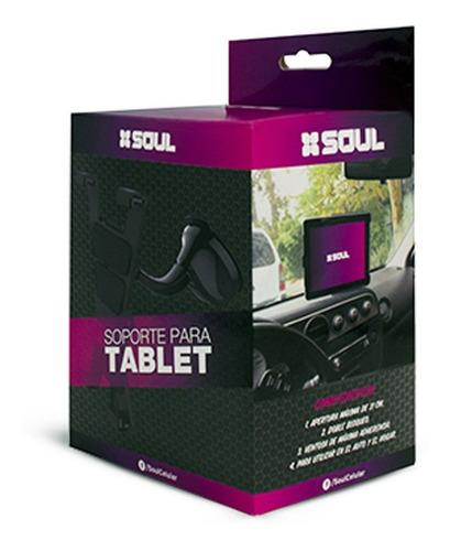 soporte soul p/ auto tablet 9 10 universal - factura a / b