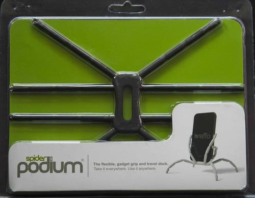soporte spider podium note 4 iphone 5 apple nokia lumia s4