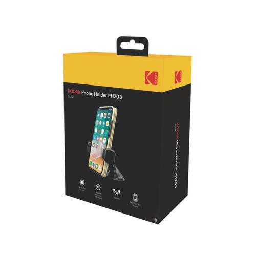 soporte succión auto para teléfono celular kodak ph203