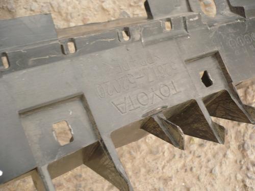 soporte sup front yaris sport 2008 c/daño- lea descripción