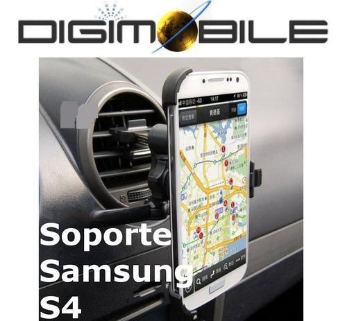 soporte tablero rejilla ventilacion samsung s4 i9500 i9505