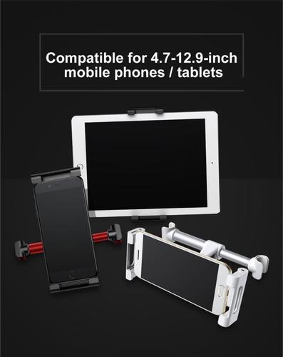 soporte tablet auto apoyacabeza butaca baseus 100% original