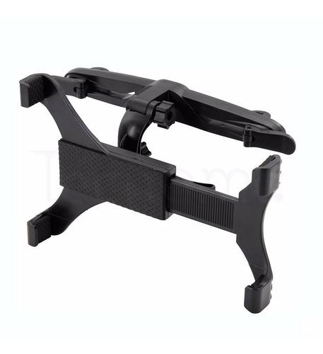 soporte tablet auto porta ipad asiento respaldo cabacera