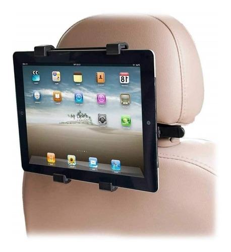 soporte tablet dvd apoyacabezas auto universal