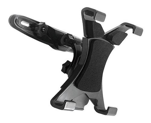 soporte tablet ipad para auto noga holdpad universal rotable