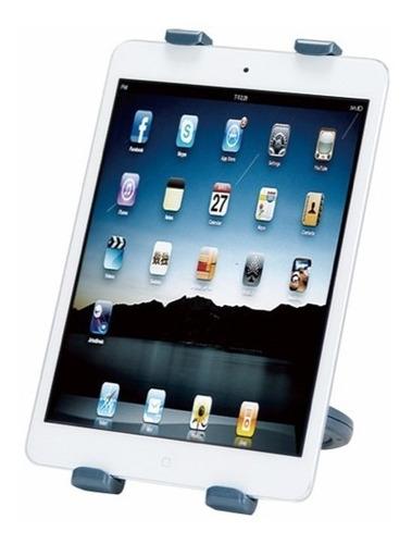 soporte tablet universal aidata base giratoria ajustable