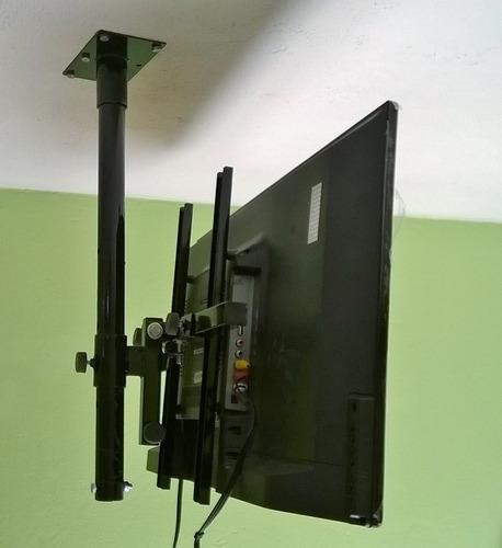 soporte techo giratorio.lcd, plasmas, led, curved. 22 a 55