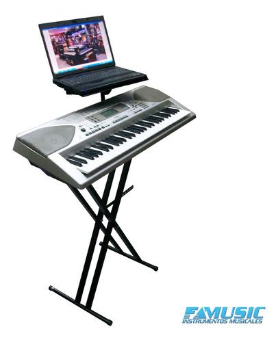 soporte teclado piano