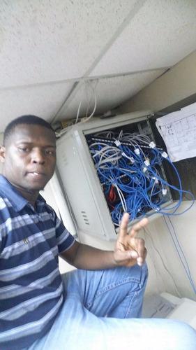 soporte tecnico  cctv   instalacion de redes, configuracion