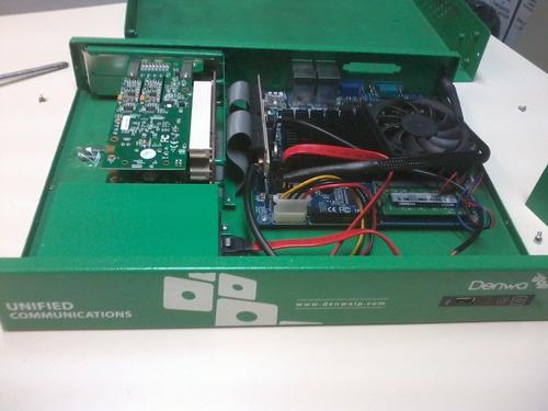 soporte tecnico centrales telefonicas ip denwa grandstream