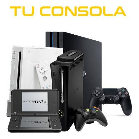 soporte técnico de consolas hardware y software