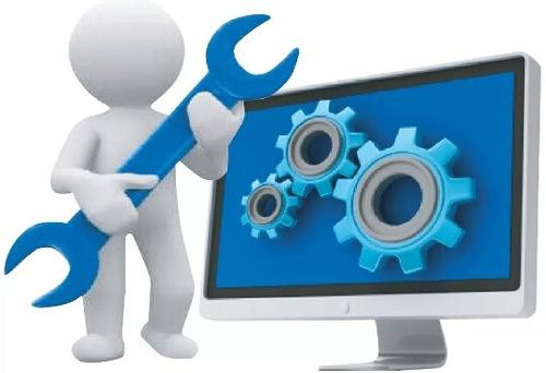 soporte tecnico de pc y laptop y mantenimiento a domicilo