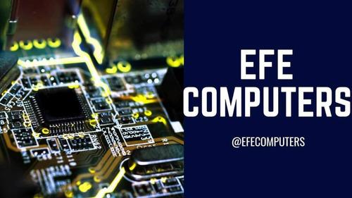 soporte técnico - efe computers