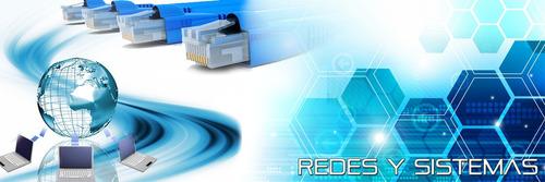 soporte técnico en computación, servidores, cctv, redes, etc