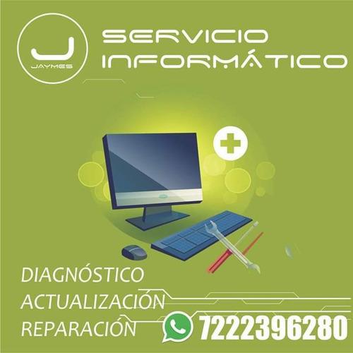 soporte técnico en equipos y sistemas de cómputo