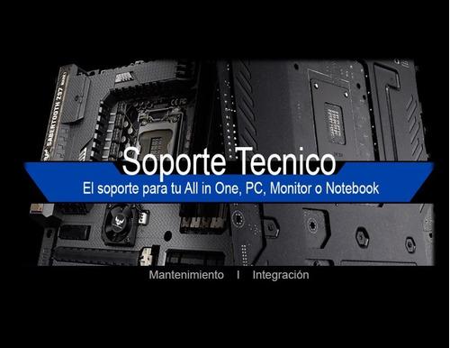 soporte tecnico especializado