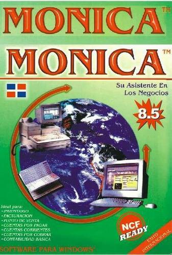 soporte técnico monica 8.5 y 9