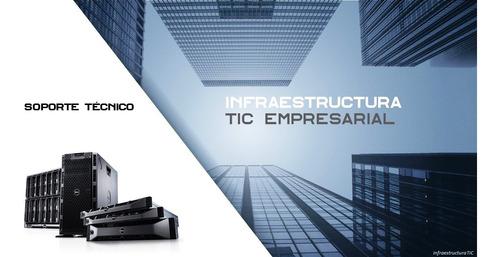soporte técnico pcs y servidores