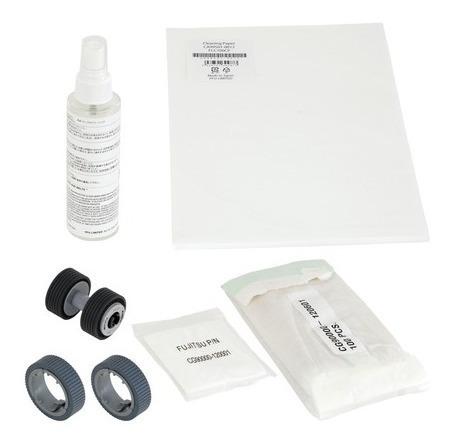 soporte técnico repuestos suministros scanners fujitsu