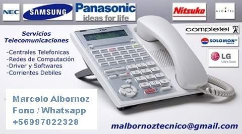 soporte técnico telefonía y redes