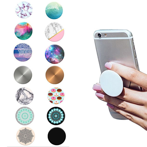 soporte teléfono auto clip fashion phone tablet celular