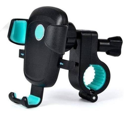 soporte teléfono para bicicleta o moto 360º - phone store